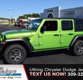 2019 Jeep Wrangler 4WD Unlimited Sport for sale 101216864