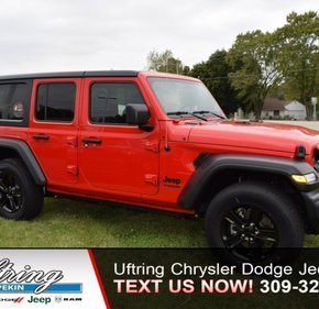 2019 Jeep Wrangler 4WD Unlimited Sport for sale 101218384