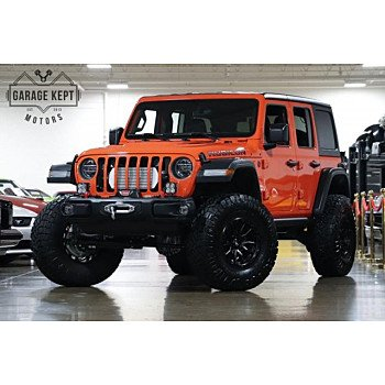 2019 Jeep Wrangler 4WD Unlimited Rubicon for sale 101234940