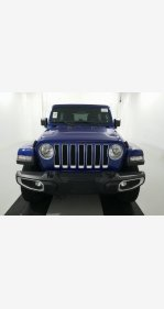 2019 Jeep Wrangler 4WD Unlimited Sahara for sale 101238192