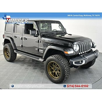2019 Jeep Wrangler 4WD Unlimited Sahara for sale 101250150