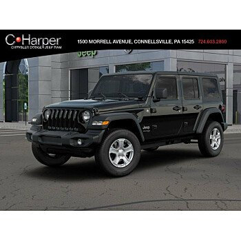 2019 Jeep Wrangler for sale 101255841
