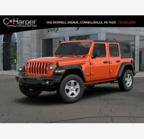 2019 Jeep Wrangler 4WD Unlimited Sport for sale 101255844