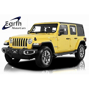 2019 Jeep Wrangler 4WD Unlimited Sahara for sale 101261268