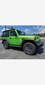 2019 Jeep Wrangler for sale 101282553