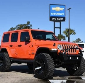 2019 Jeep Wrangler 4WD Unlimited Sahara for sale 101290969