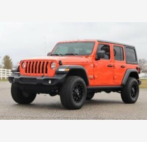 2019 Jeep Wrangler for sale 101302371