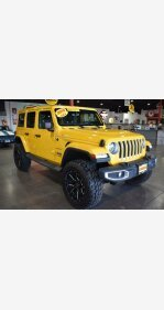 2019 Jeep Wrangler 4WD Unlimited Sahara for sale 101309311