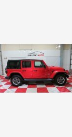 2019 Jeep Wrangler 4WD Unlimited Sahara for sale 101318969