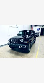 2019 Jeep Wrangler 4WD Unlimited Sahara for sale 101320262