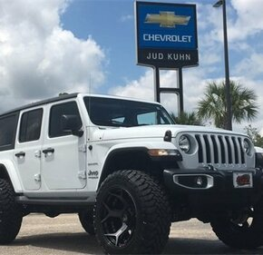 2019 Jeep Wrangler 4WD Unlimited Sahara for sale 101325756