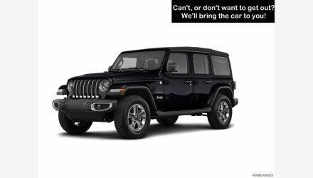 2019 Jeep Wrangler 4WD Unlimited Sahara for sale 101327109