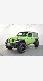2019 Jeep Wrangler 4WD Unlimited Sport for sale 101327528