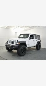 2019 Jeep Wrangler 4WD Unlimited Sport for sale 101327545