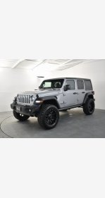 2019 Jeep Wrangler 4WD Unlimited Sport for sale 101329577