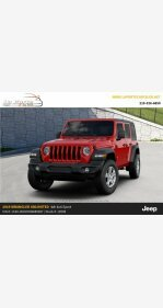 2019 Jeep Wrangler 4WD Unlimited Sport for sale 101333276