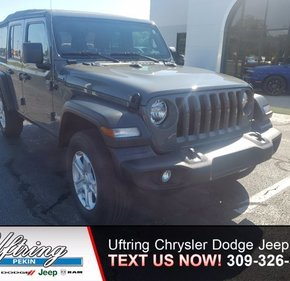 2019 Jeep Wrangler for sale 101352378