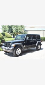 2019 Jeep Wrangler for sale 101357058