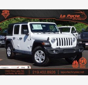 2019 Jeep Wrangler for sale 101371211
