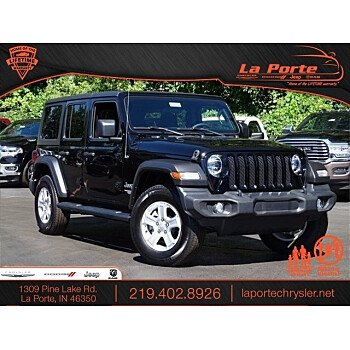 2019 Jeep Wrangler for sale 101371213