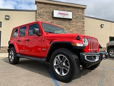 2019 Jeep Wrangler for sale 101375801