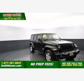 2019 Jeep Wrangler for sale 101412811