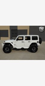 2019 Jeep Wrangler 4WD Unlimited Sahara for sale 101441874