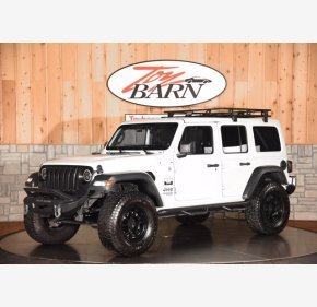 2019 Jeep Wrangler for sale 101443163