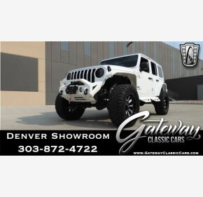 2019 Jeep Wrangler 4WD Unlimited Sahara for sale 101464366