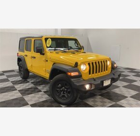 2019 Jeep Wrangler for sale 101488015