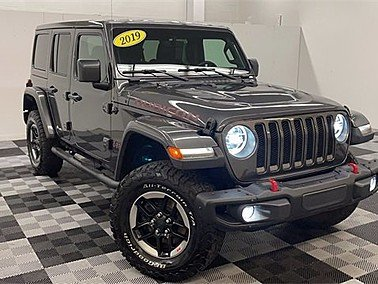 2019 Jeep Wrangler for sale 101498364