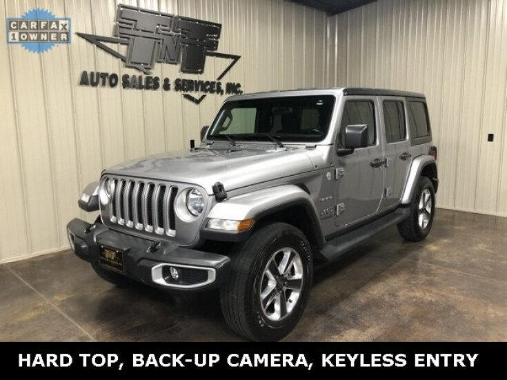 2019 Jeep Wrangler for sale 101553985