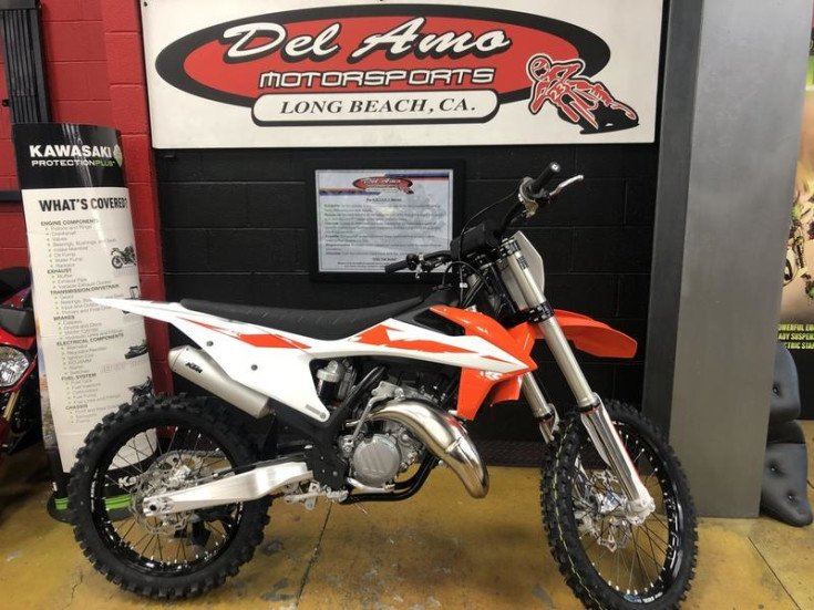 2019 KTM 150SX for sale near Long Beach, California 90807