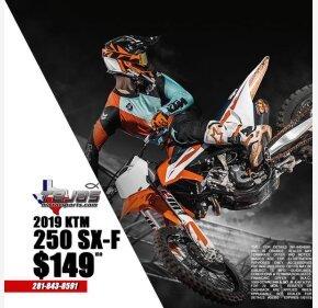 2019 KTM 250SX-F for sale 200632854