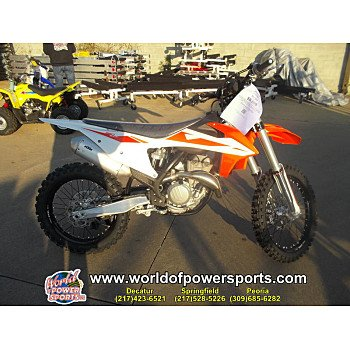 2019 KTM 350SX-F for sale 200637717