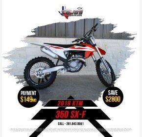 2019 KTM 350SX-F for sale 200742196