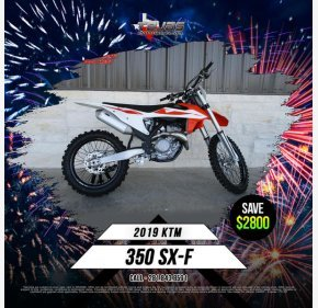 2019 KTM 350SX-F for sale 200855000