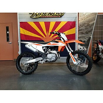 2019 KTM 450SX-F for sale 200656939