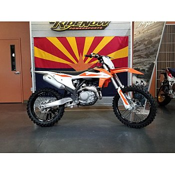 2019 KTM 450SX-F for sale 200656947