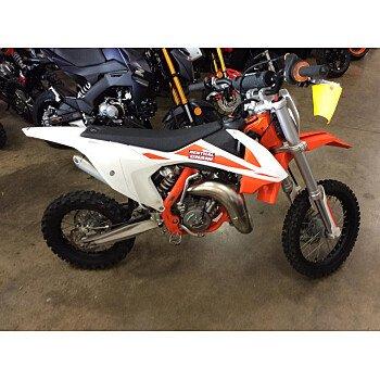 2019 KTM 65SX for sale 200850204