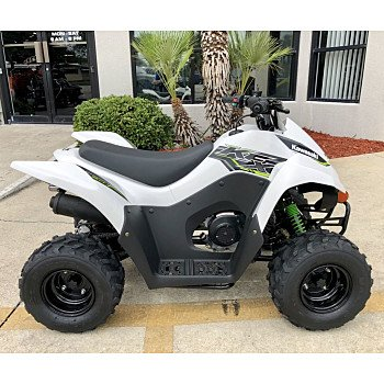 2019 Kawasaki KFX50 for sale 200632529