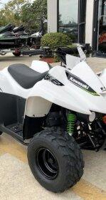 2019 Kawasaki KFX50 for sale 200632529
