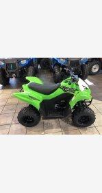 2019 Kawasaki KFX50 for sale 200650382