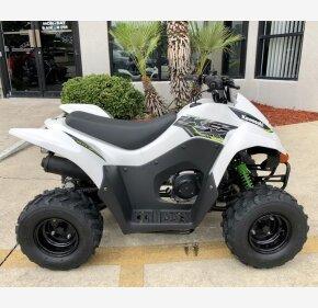 2019 Kawasaki KFX50 for sale 200655505