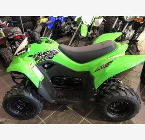 2019 Kawasaki KFX50 for sale 200655815