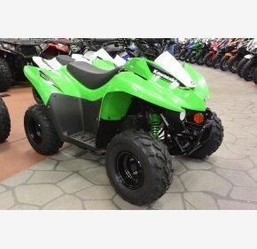 2019 Kawasaki KFX50 for sale 200661756