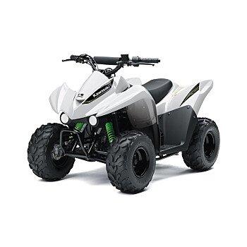 2019 Kawasaki KFX50 for sale 200677755