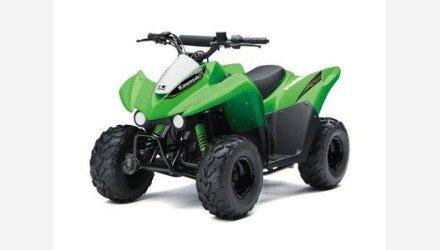 2019 Kawasaki KFX50 for sale 200717057