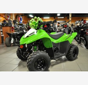 2019 Kawasaki KFX50 for sale 200739931