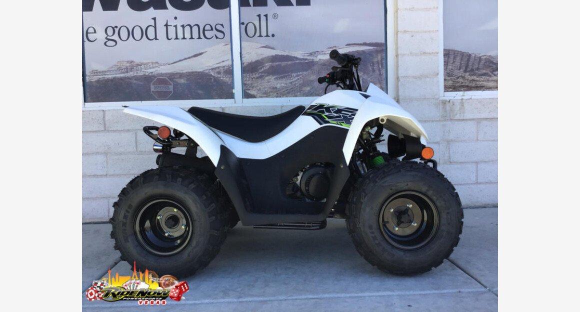 2019 Kawasaki KFX90 for sale 200597363